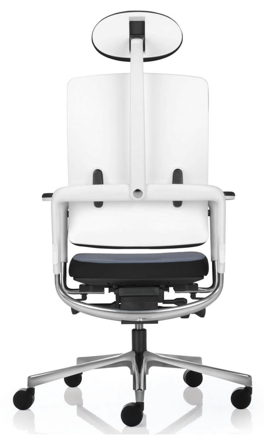 Xenium Bürodrehstuhl mit Synchronmechanik