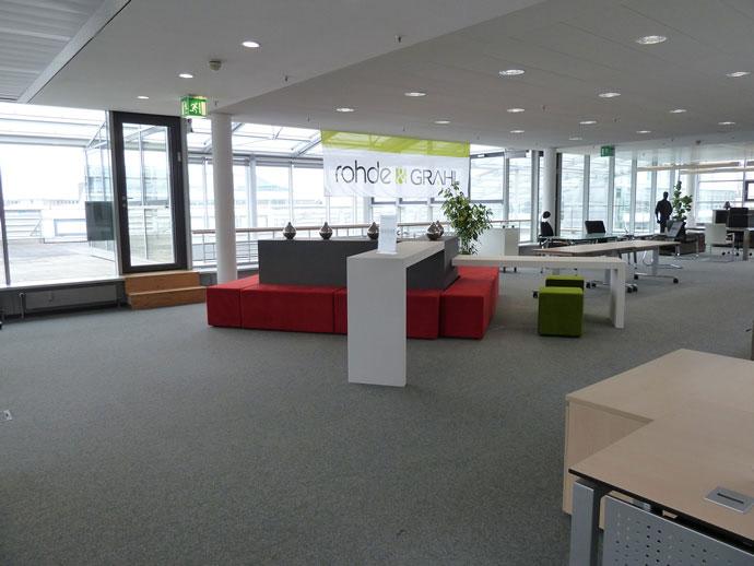 Bürostühle Büromöbel Ausstellung München - Wilhelm-Schuster