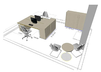 Büroeinrichtung planen  Büromöbel mit Planung vom Fachhändler zur Büroeinrichtung.