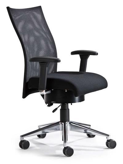 Bürosessel netz  Pending Air Bürostuhl Netz Designstuhl - Sitzballtechnologie