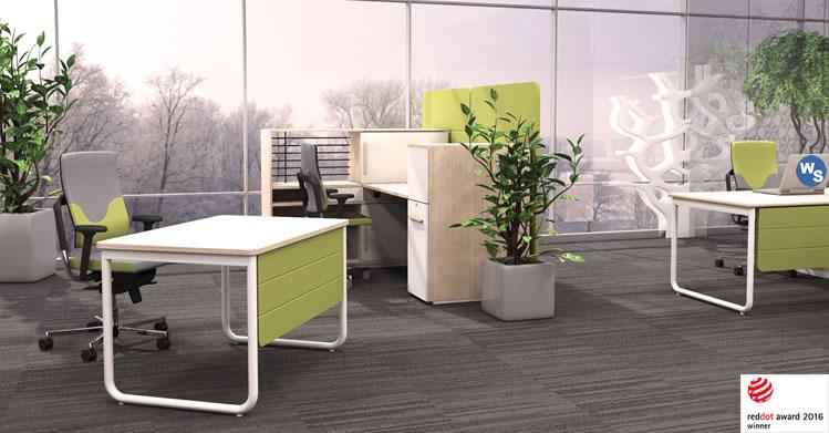 Schreibtisch büromöbel  Play&Work Büromöbel - Schreibtische bei Wilhelm-Schuster
