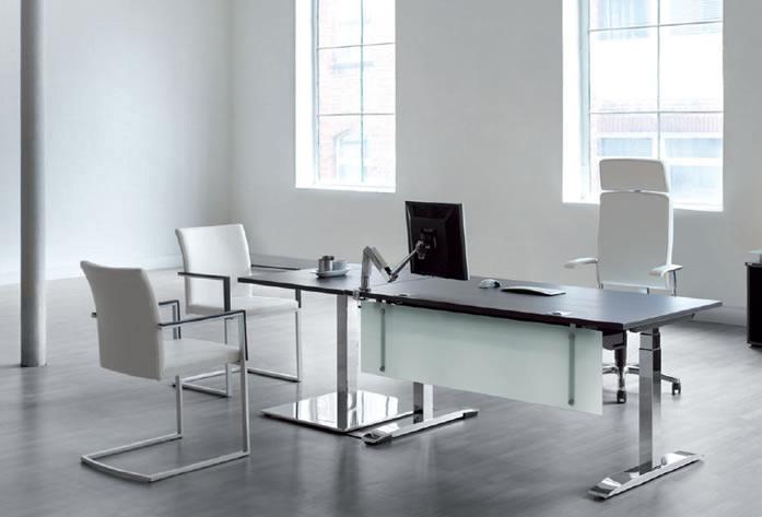 Xio® Schreibtische ergonomisch schickes Design für Ihr Büro.