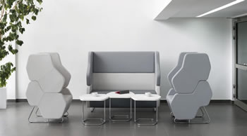 Hexa Loungemobel Kommunikationsmobel Sofas