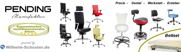 Pending Bürostühle