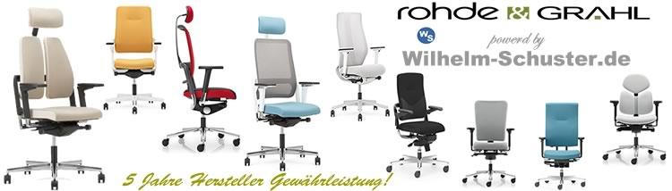 Rohde U0026 Grahl Bürostühle