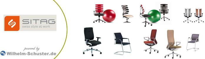 Sitag Bürostühle