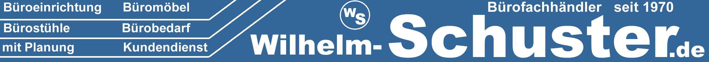 Wilhelm-Schuster Bürofachhändler seit 1970